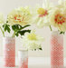 centerpiece-flower-red-dotted-vases