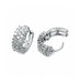 three-row-imitation-diamond-earrings