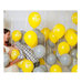 bride-groom-yellow-gray-balloons