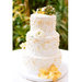 yellow-tiered-wedding-cake