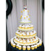 tier-yellow-cupcakes-wedding