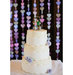 wedding-cake-purple-flowers