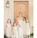 bride-flower-girls-white-dresses