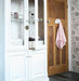 bathroom-patterned-wallpaper-display-cabinet