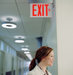 exit-woman-hallway-office