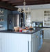 chandelier-light-blue-kitchen