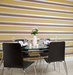metallic-striped-wall
