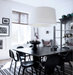 white-dining-room-black-decor