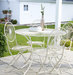 white-metal-dinette-outside