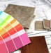 paint-swatches-stone-wood-samples-architectural-plans