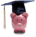 pink-piggy-bank-graduation-hat