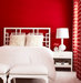 bright-red-room