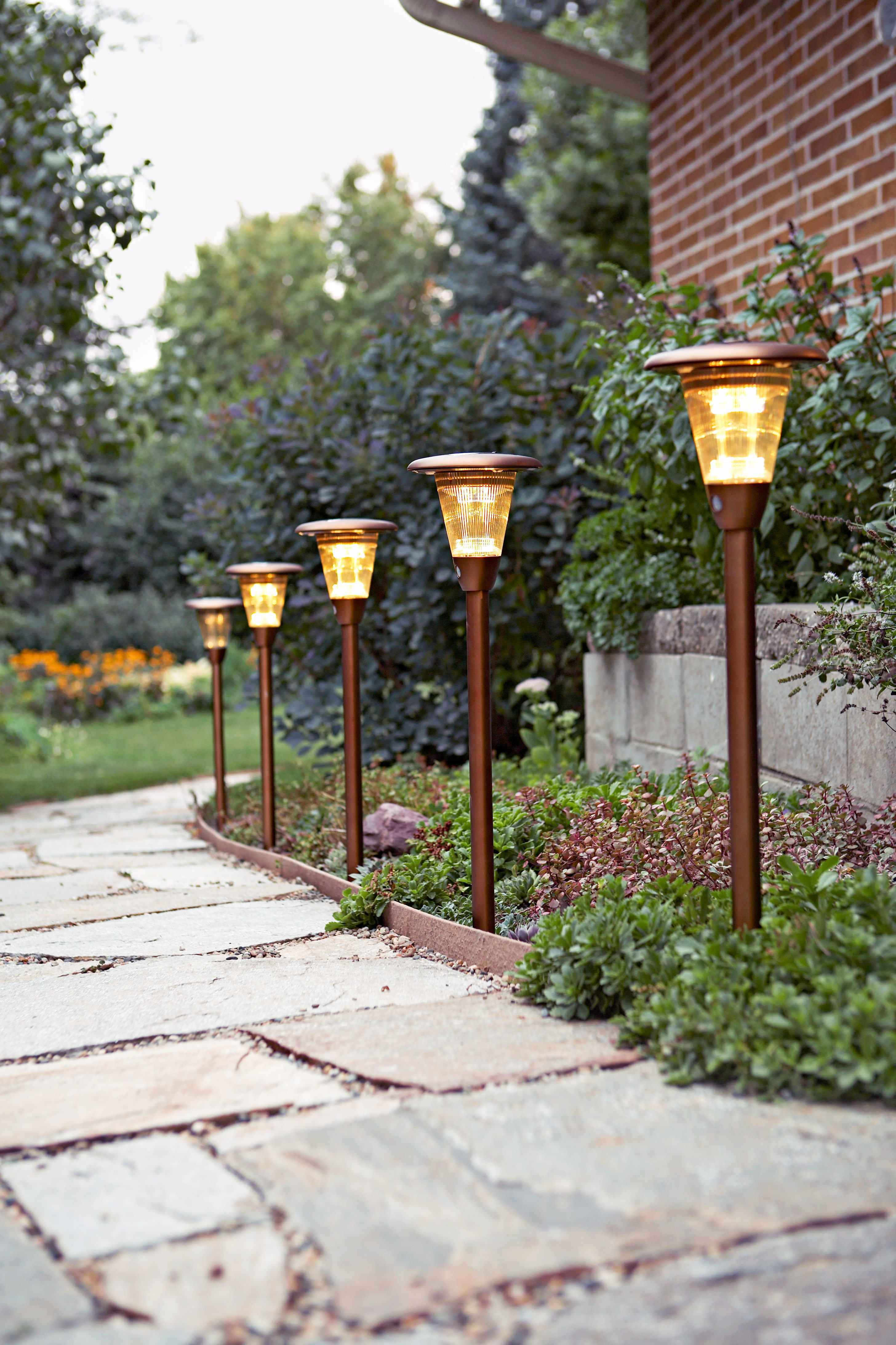 Solar Landscape Lighting for Every Outdoor Need