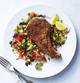 pork-chops-black-bean-succotash