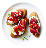 lemongrass-beet-crostini
