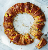 breakfast-wreath