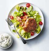 salmon-cakes-caper-mayonnaise