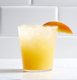 peach-ginger-shrub