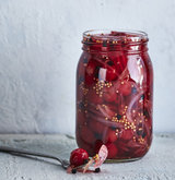 pickled-sour-cherries