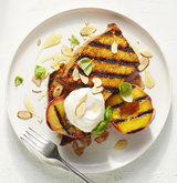 grilled-cornbread-peaches