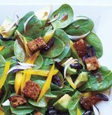 spinach-salad-avocado-pepper-recipe