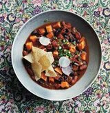 slow-cooker-vegetarian-chili-with-sweet-potatoes