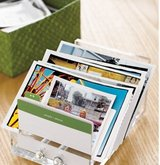 business-card-organizer-used-to-hold-photos