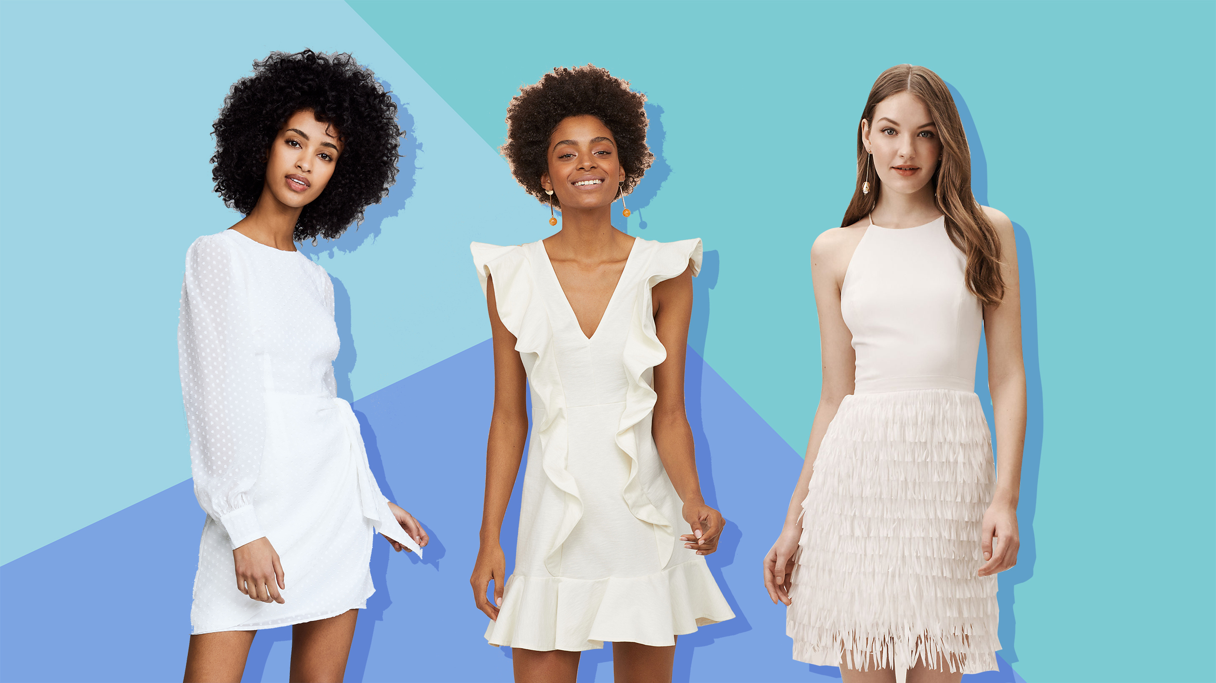 0e73a0aaf55 The Best White Bridal Shower Dresses to Wear Right Now